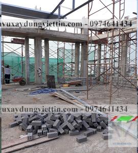thi công xây dựng công trình