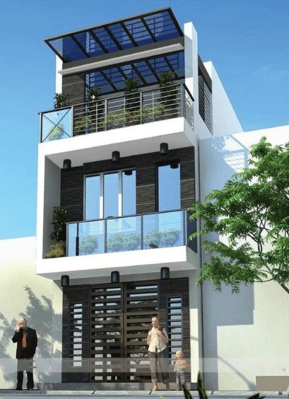 thiết kế nhà 2 tầng đẹp 5