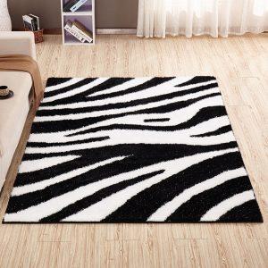 tấm thảm ngựa vằn