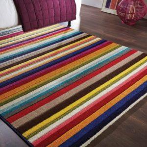 tấm thảm sáng và đậm